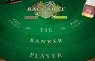 Игровой автомат Baccarat Pro Series Table game
