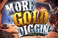 Игровой автомат More Gold Diggin