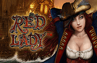 Автомат с демо Red Lady