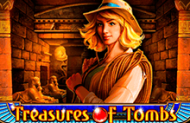 Онлайн-автомат казино Сокровища Гробницы