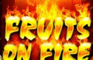Фрукты В Огне в онлайн игре на деньги