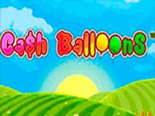 Новый игровой автомат Cash Balloons