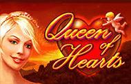 Онлайн автоматы Королева Сердец