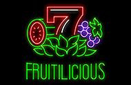 Игровой автомат Frutilicious