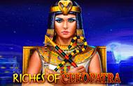 Riches of Cleopatra играть на деньги