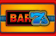 Онлайн игровой автомат Bar 7's