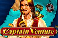 Играть бесплатно в слот Captain Venture