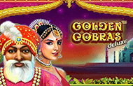 Играйте на деньги в слот Golden Cobras Deluxe