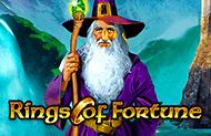 Игровой автомат Rings Of Fortune в демо