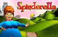 Поиграйте онлайн на деньги в Spinderella
