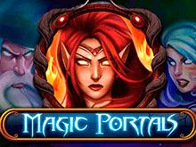 Волшебные онлайн-функции от особых игровых автоматов Magic Portals