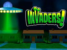 Онлайн автомат Invaders