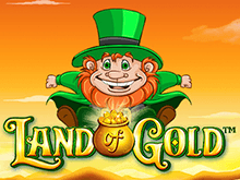 Таблица выплат электронного игрового автомата Land Of Gold