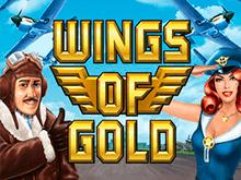 Бонус-функции электронного игрового автомата Wings Of Gold